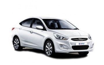 Rezervasyon Yap Hyundai Accent Blue otomatik