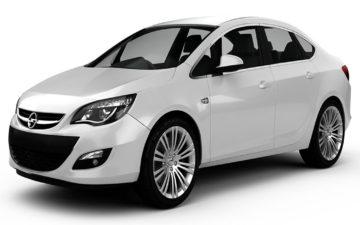 Rezervasyon Yap Opel Astra