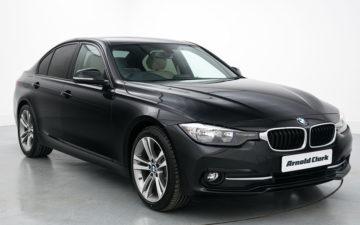 Rezervasyon Yap BMW 3.20d