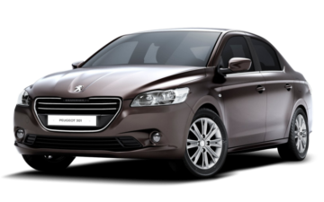 Rezervasyon Yap Peugeot 301