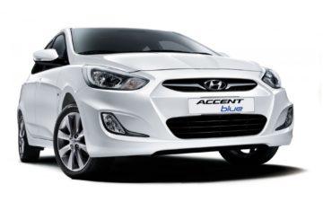 Rezervasyon Yap Hyundai Accent Blue